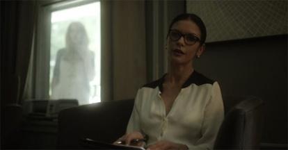 Catherine Zeta-Jones en Efectos Secundarios (Side Effects)