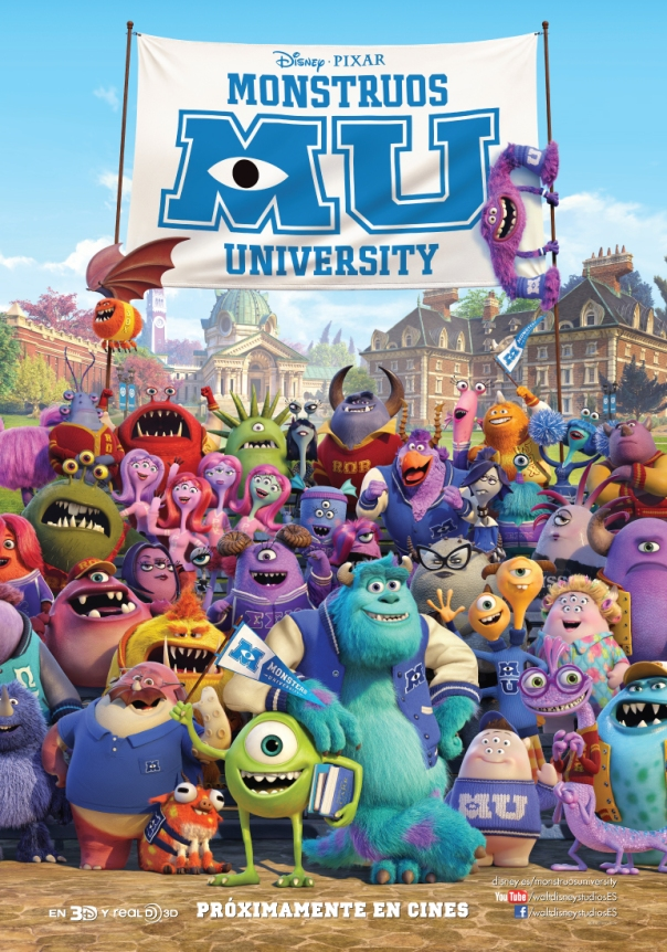 Monsters Univerity
